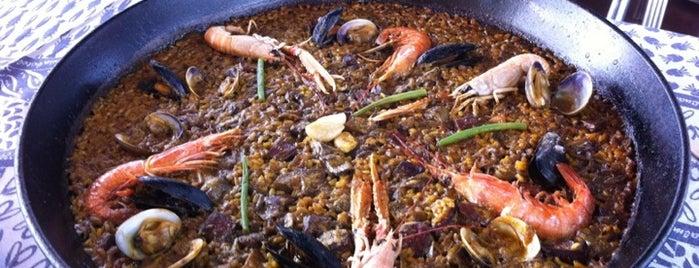 Xiringuito Escribà is one of Good Eats in Barcelona.
