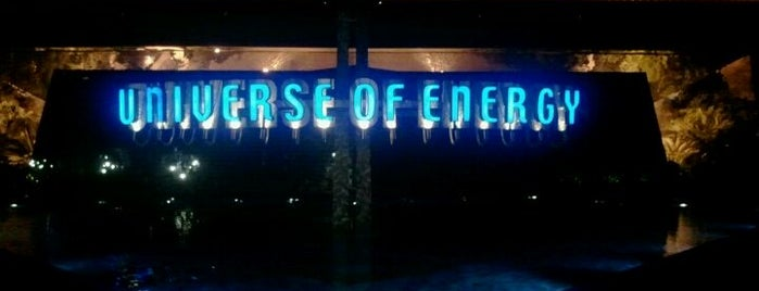 Universe of Energy - Ellen's Energy Adventure is one of Florida Trip '12.