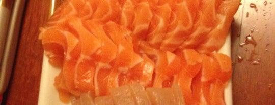 Konomi Ai is one of Guia Rio Sushi by Hamond.