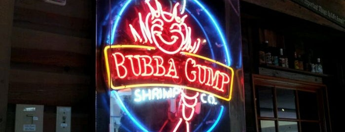 Bubba Gump Shrimp Co. is one of The 15 Best Places with Good Service in Orlando.