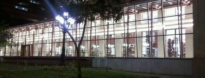 Biblioteca Mário de Andrade is one of Lugares que recomendo - SP.