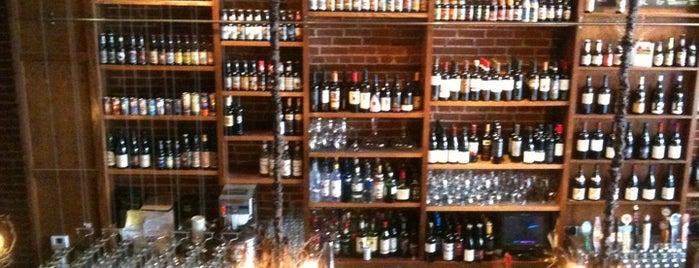 Bridge Tap House & Wine Bar is one of Draft Mag's Top 100 Beer Bars (2012).