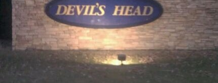 Devil's Head Ski Resort is one of Places to visit.