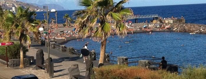 Playa Punta Larga Caletillas is one of Top 10 favorites places in Candelaria, España.