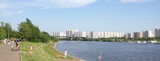 Парк 850-летия Москвы (Марьинский) is one of Сады и парки Москвы.