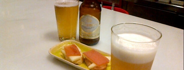 Muy Placer en Conserva is one of Tapeo.