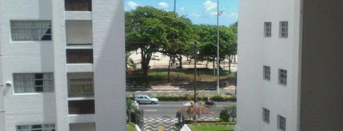 Quiosque Chopp Brahma is one of Bares em Santos.