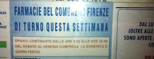 Farmacia del Mercato Centrale is one of Farmacie.