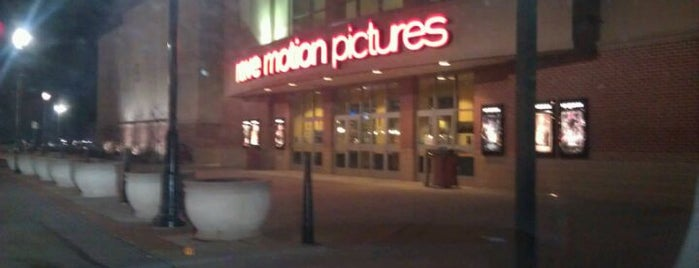 Rave Motion Pictures Fallen Timbers is one of What to do in Toledo!.