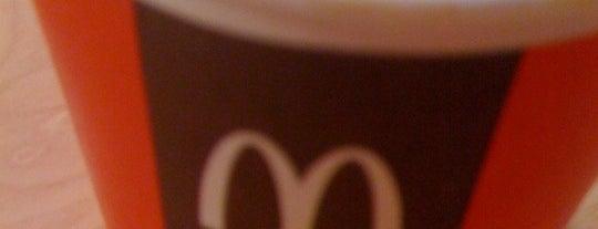 McDonald's is one of Eetgelegenheden in Sneek.