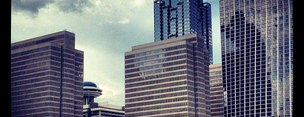 Sheraton Atlanta Hotel is one of #myhints4Atlanta.