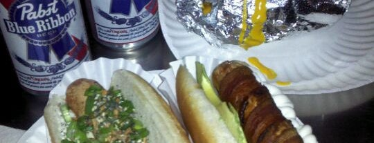 Crif Dogs is one of Food After Midnight.