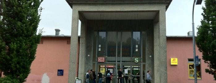 Bahnhof Freising is one of Bahnhöfe Deutschland.