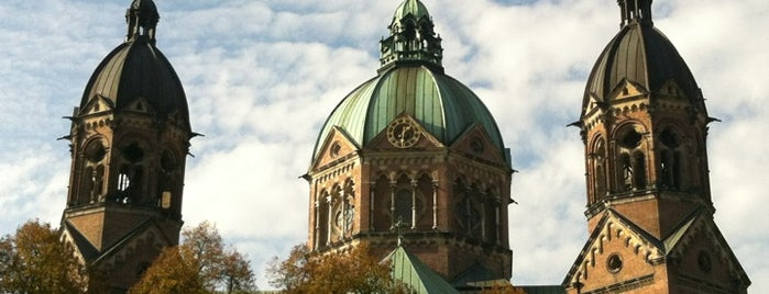 St. Lukas is one of All the great places in Munich.