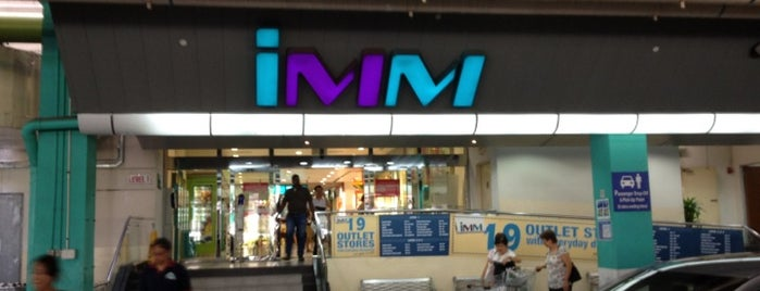 IMM Building is one of All-time favorites in Singapore.