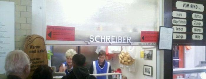 Worscht Schreiber is one of FFM.