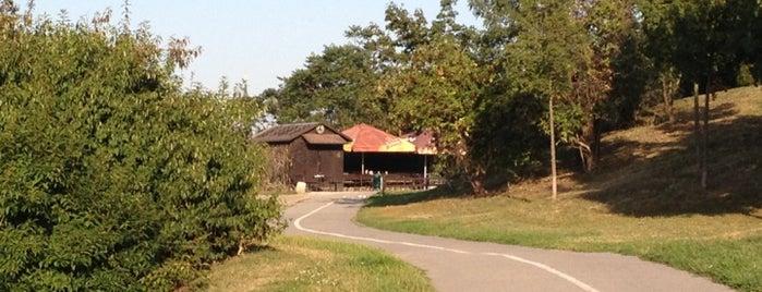 Park Parukářka is one of OUT DOOR-Areas.