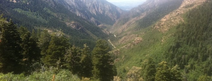 Big Cottonwood Canyon is one of Top 10 favorites places in Salt Lake City, UT.