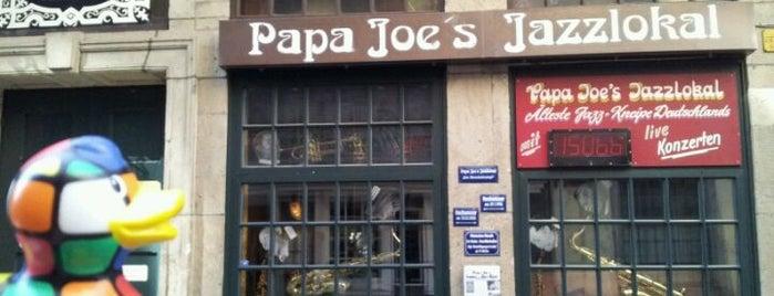 Papa Joe's Jazzlokal is one of Keulen.