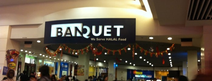Banquet is one of Awesome Food Places All Over.