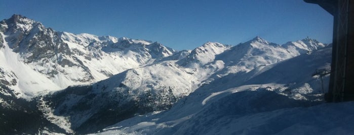 Courchevel Moriond 1650 is one of Stations de ski (France - Alpes).