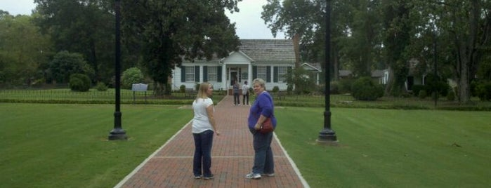 Helen Keller Birthplace is one of Must-visit Places in the Shoals, AL #visitUS.