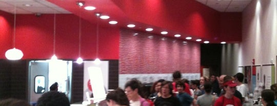 Red Mango is one of Been Here.