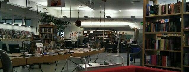 Kannelmäen kirjasto is one of HelMet-kirjaston palvelupisteet.