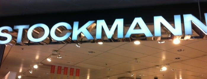 Stockmann is one of 1.