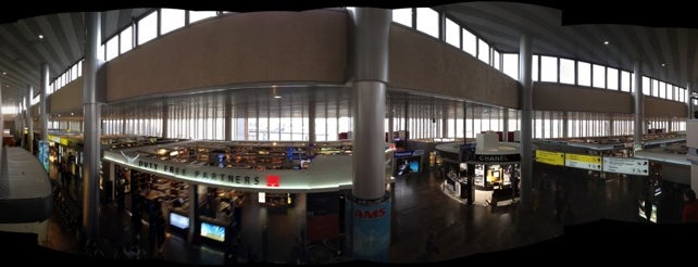 Terminal F is one of AIRPORTS world.
