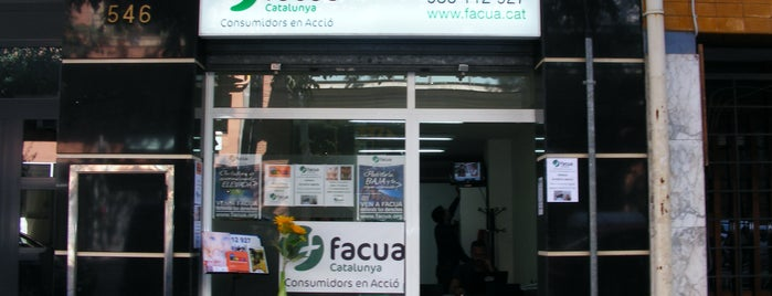 FACUA Catalunya is one of Barcelona Gayfriendly.