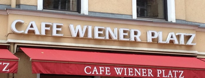 Café Wiener Platz is one of München.