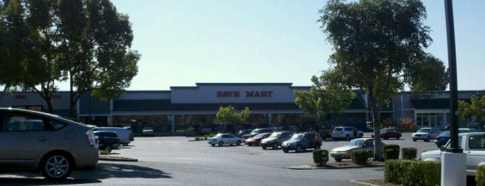 Save Mart is one of Sonora's Active Four Square List.