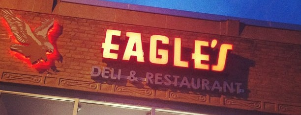 Eagle's Deli is one of Restaurant To Do List.