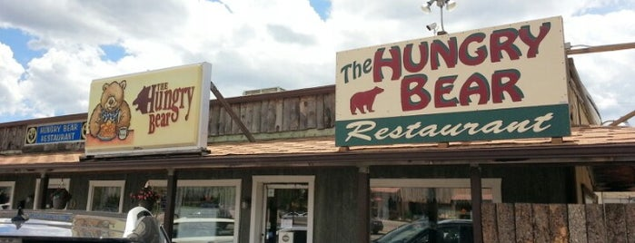 Hungry Bear is one of All-time favorites in United States.