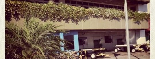 Foz do Iguaçu International Airport (IGU) is one of Aeroportos do Brasil.