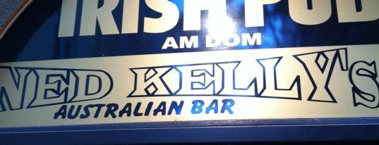 Kilians Irish Pub is one of Bars + Restaurants.