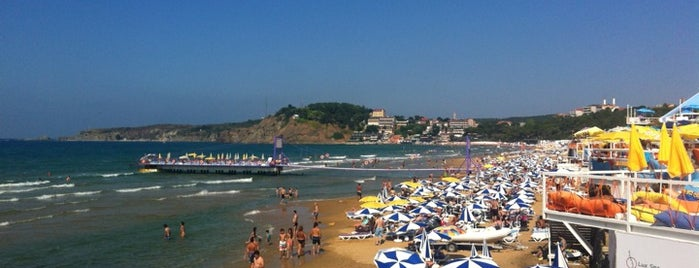 Solar Beach is one of Istanbul City Guide.