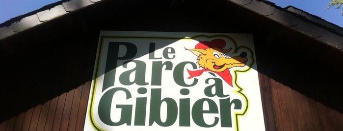 Le Parc à Gibier is one of Pour boire un bon verre à La Roche.