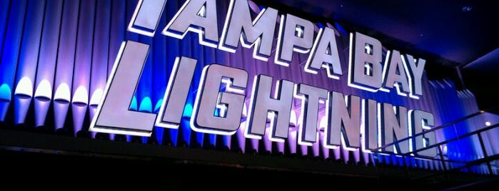Amalie Arena is one of Venues....