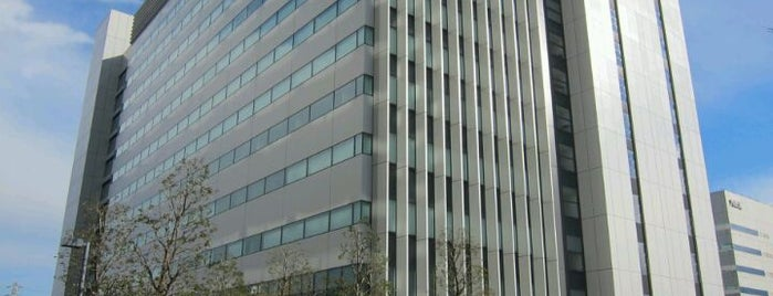 NEC 玉川ソリューションセンター (玉川SC棟) is one of 武蔵小杉再開発地区.