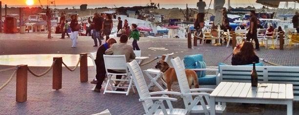 Jaffa Port is one of We Love Tel Aviv!  #4sqCities.