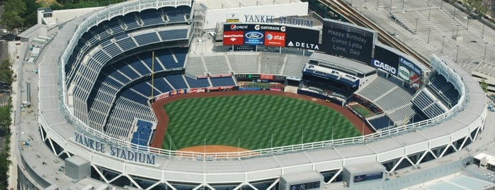 Yankee Stadium is one of NYC Things To Do.