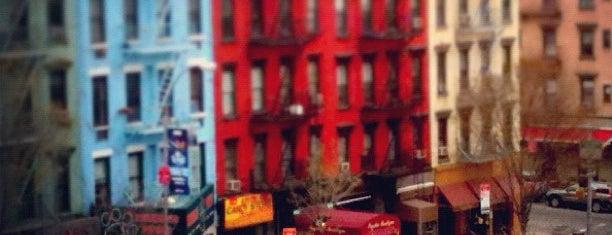 First Avenue Bike Lane is one of Biking around NYC.