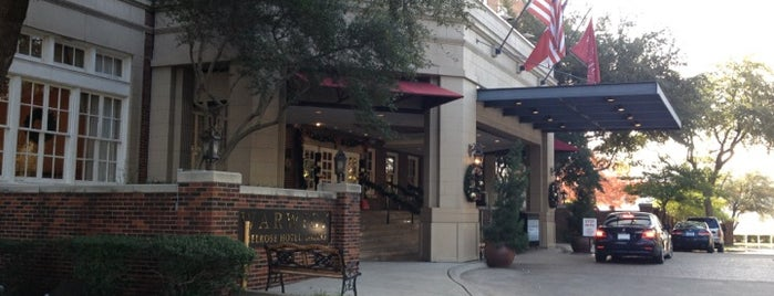 Warwick Melrose Hotel, Dallas is one of DMI Hotels.