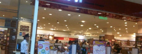 MPH Bookstores is one of Berburu Buku @KL.