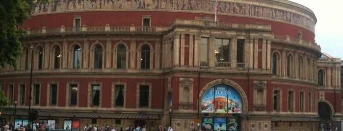 Royal Albert Hall is one of Best of World Edition part 3.