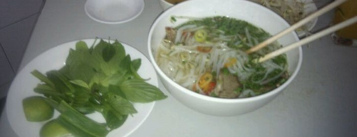 Phở 2000 is one of Ho Chi Minh.