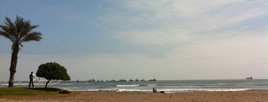 Playa Chinchorro is one of Lugares de nicky.