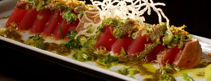 Sushi Yoshi is one of Associação dos Restaurantes da Boa Lembrança.